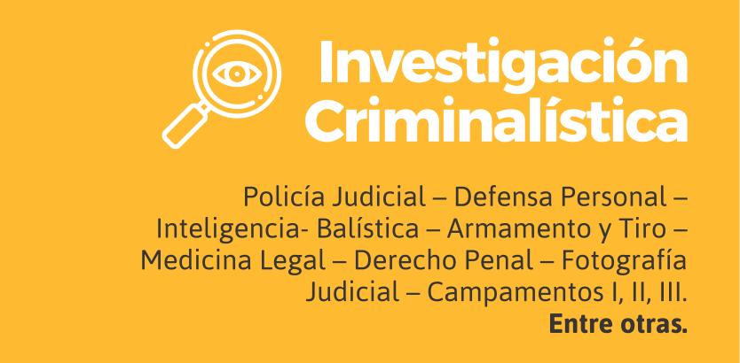 Investigación Criminalística